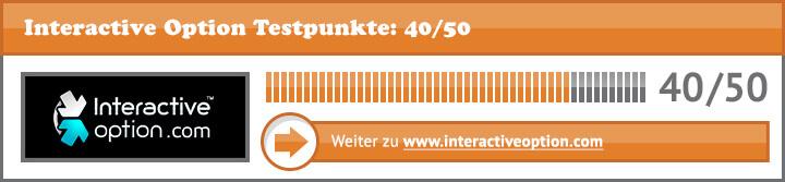 Interactive Option Erfahrungen von 60sekunden.com