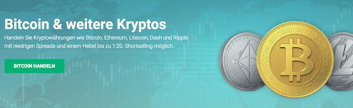 XTB Kryptowährungen